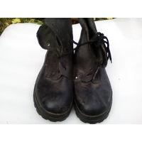 Берцы мужские рабочие на шнурках р29,2
