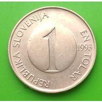 1 толар 1993 СЛОВЕНИЯ