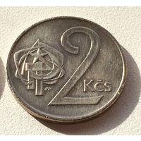 2 кроны 1973