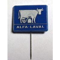 Alfa-laval. Машинное доение коров.
