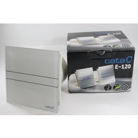 НОВЫЙ осевой вентилятор CATA E-120 G, гарантия от 23.11.2020