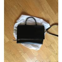 Роскошная сумка из плотной кожи из Сицилии