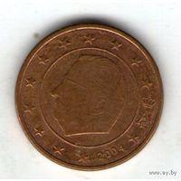 Бельгия 1 евроцент 2004 г. распродажа