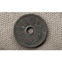 Люксембург 10 сантимов 1915(Oct)