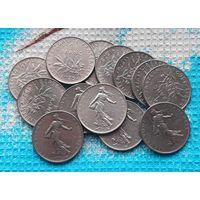 Франция 1 фран. Инвестируй выгодно в монеты планеты!