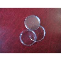 Капсулы для монет 25.5 мм (внешний 29 мм)