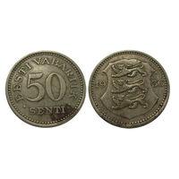 50 сенти 1936