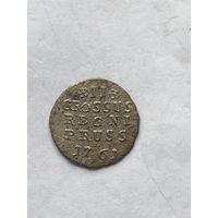 2 гроша для Пруссии  1761г.