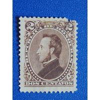 Гондурас 1878 г. Известные люди.