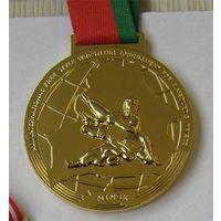 Турнир по вольной борьбе на призы А.Медведя Минск 2012
