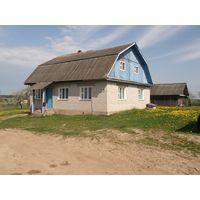 Продам дом в а/г Зембин, Борисовского района. 65 км от МКАД со стороны Логойска.