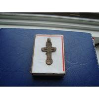 Редкий старинный нательный крестик       (3236)