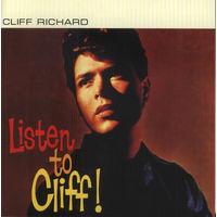 Cliff Richard - Listen To Cliff! (1961)
