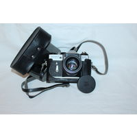Фотоаппарат СССР, Зенит ЕТ, с объективом Гелиос 44-2.