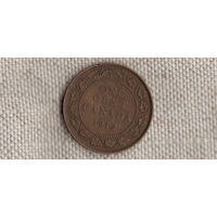 Канада 1 цент 1912 Георг V (Zo)