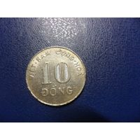 Вьетнам  10 донг 1970 г.
