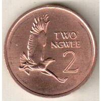 Замбия 2 нгве 1982