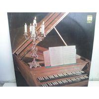 Восемь сюит для клавессина (LP)