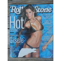 Журнал Rolling Stone (сентябрь, 2000 г.) - 192 стр.