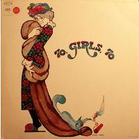 70' GIRLS' 70 - Original Cast Recording - LP - 1971