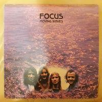 FOCUS - 1971 - MOVING WAVES, (UK), LP