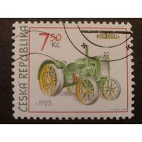 Чехия 2005 трактор