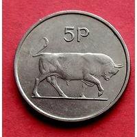 04-18 Ирландия, 5 пенсов 1969 г.