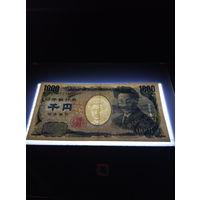 Япония. 1000 иен (образца 1 ноября 2004 года). Серия Е.