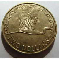 Новая Зеландия 2 доллара 2003 г