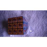 Кубик-рубик со зверями. распродажа