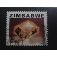 Зимбабве 1980 стандарт, минерал цитрин