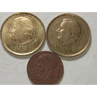 Монеты Бельгия