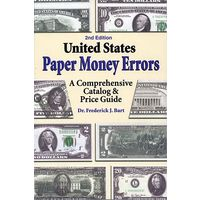 Krause - Ошибки бумажных денег США - на CD