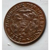 Нидерланды 1 цент, 1938 1-11-54