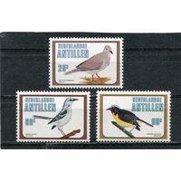 Нидерландские Антиллы. Птицы, вып.1980