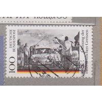 Машина автомобиль 1989г Германия лот 3