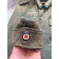 Пилотка солдата Вермахта ОРИГИНАЛ!