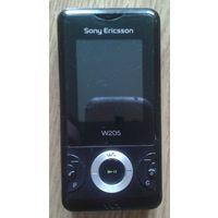 Мобильный телефон Sony Ericsson W205