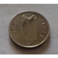 5 пенсов, Ирландия 1998 г.
