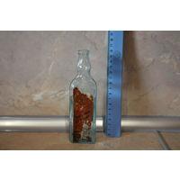 Бутылка от уксусной эссенции (этикетка,клеймо), СССР