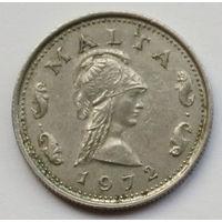 Мальта, 2 цента 1972