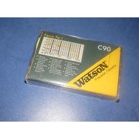 Аудиокассета WATSON FERRO FE I 90 мин! Новая! Для коллекционеров!