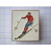 Лыжный спорт.