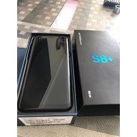 Samsung Galaxy S8+ 1 SIM 64 GB ЧЕРНЫЙ БРИЛЛИАНТ КАК НОВЫЙ