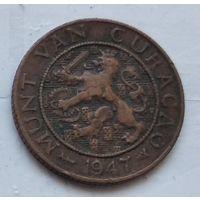 Кюрасао 1 цент, 1947 4-11-20