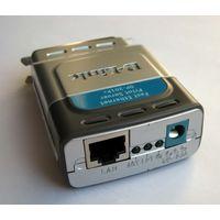 D-Link Print Server DP-301P+