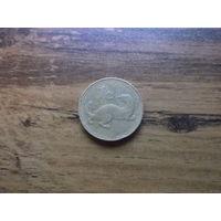 Мальта 1 цент 2001