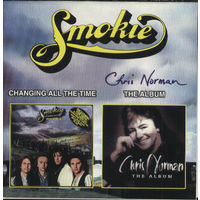 SMOKIE - CHANGING ALL THE TIME, THE ALBUM (CH.NORMAN)