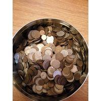 Монеты СССР 3.300 кг
