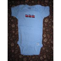 Боди Gerber на новорожденного (подойдет для маловесных деток)